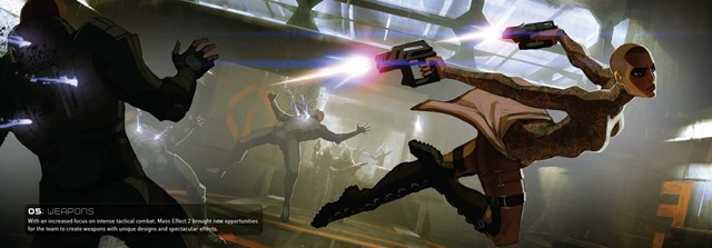 Art of Mass Effect 2