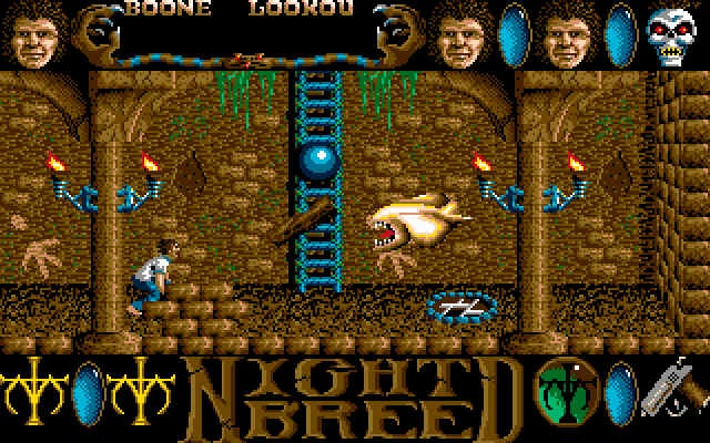 Nightbreed Action Game