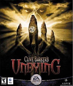 Undying Cover