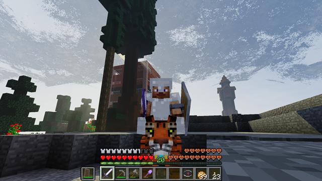 Minecraft - Torres 07
