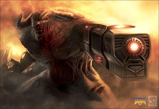 Cyberdemon-Doom-Tribute