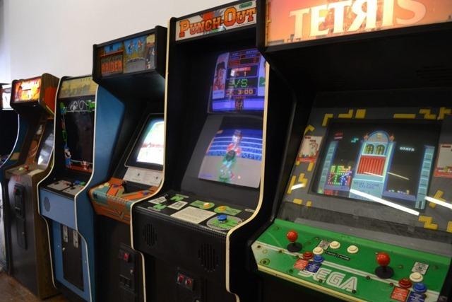 Arcades