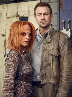 Nolan e Irisa