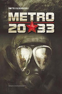 Metro 2033 - Capa