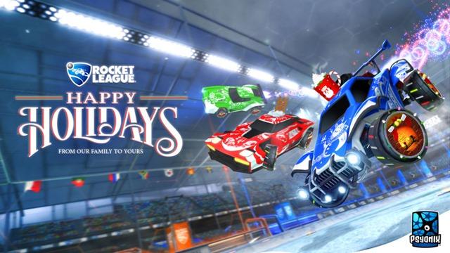 christmas-rocket-league