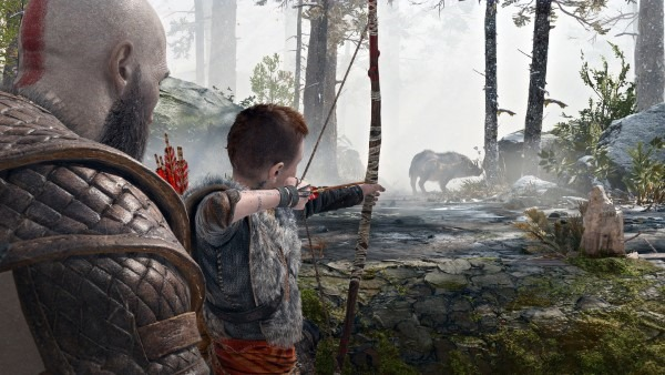 god-of-war-2018-hunting-boar
