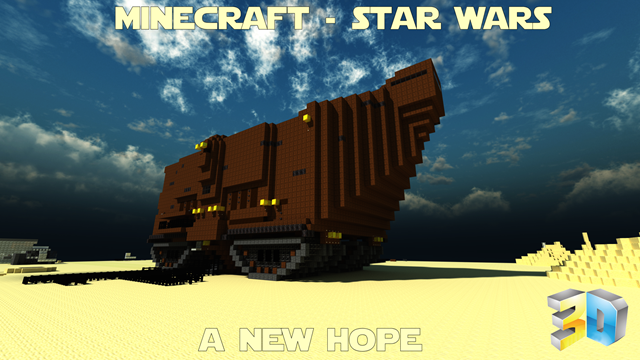 Minecraft - Star Wars