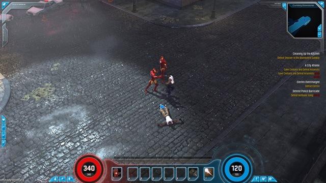 Marvel Heroes - Iron Man