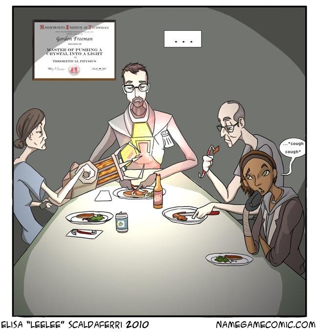 Freeman Family Dinner