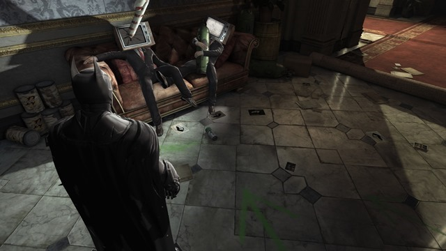 Batman - Arkham Origins 31