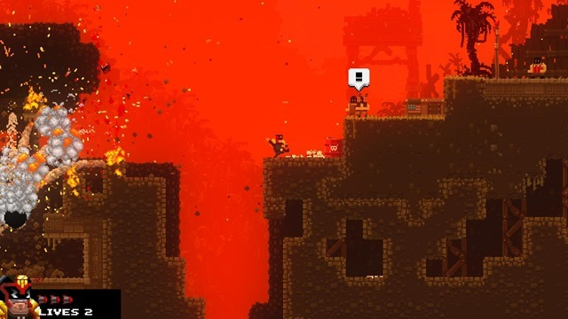 Broforce 135