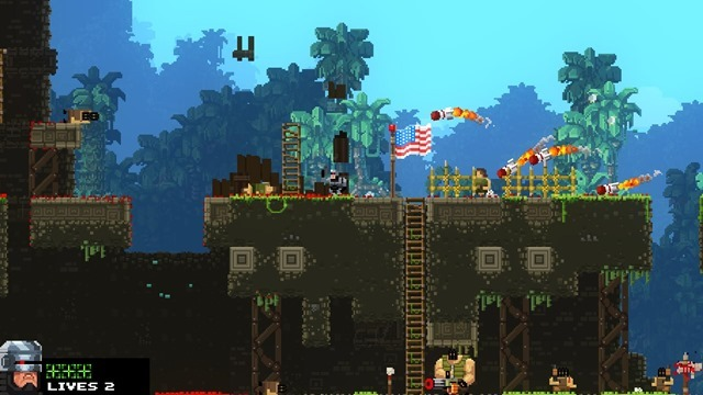 Broforce 64