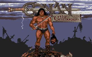 Conan - The Cimmerian