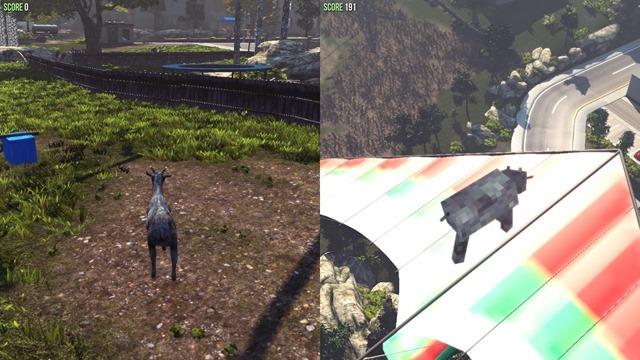 Goat Simulator - Coop 08