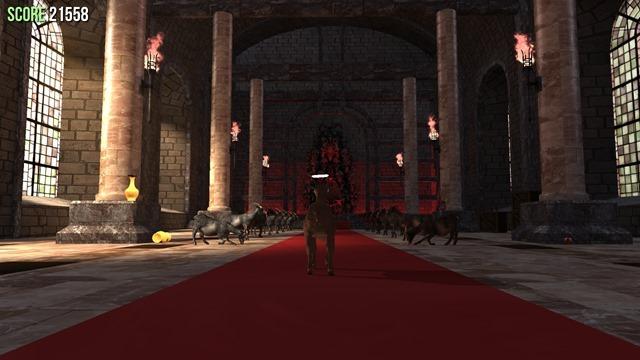 Goat Simulator 01