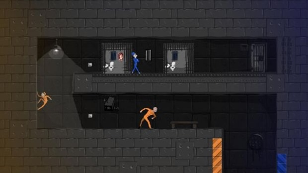 Jolly Jail Jumper - Tela