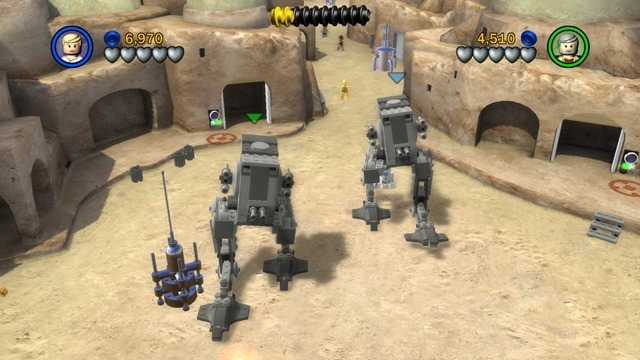 Lego Star Wars - Episode IV