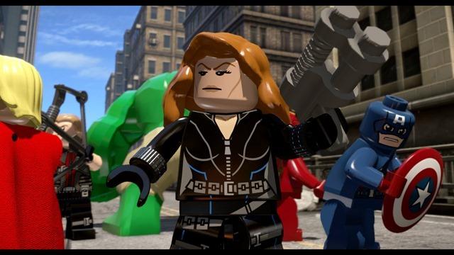 Lego Marvel Avengers 10