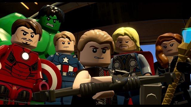 Lego Marvel Avengers 14