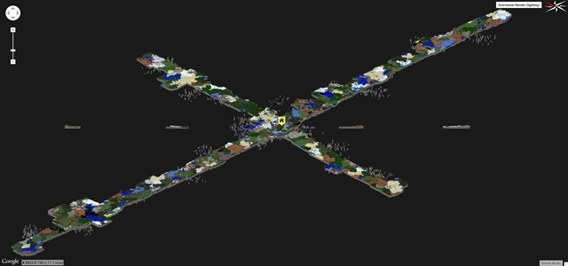 Minecraft - Mapa