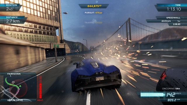 Need for Speed - Most Wanted 16