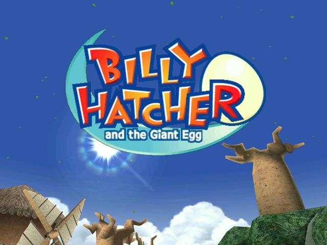 Billy Hatcher - My Screenshot 05