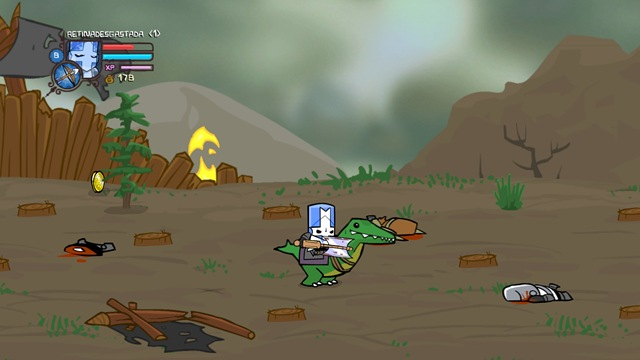 Castle Crashers 01