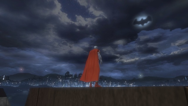 DC Universe Online - Batsignal 02
