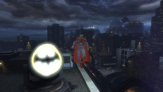 DC Universe Online - Batsignal