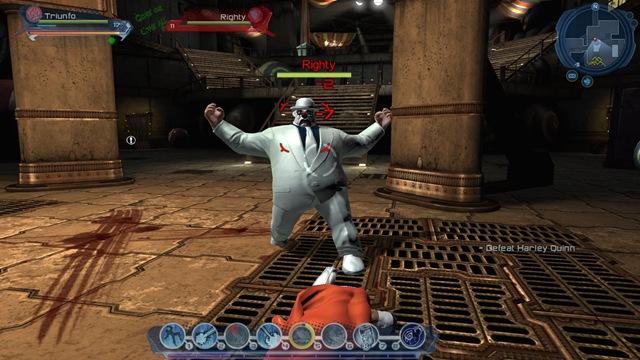 DC Universe Online - Joker Bodyguard
