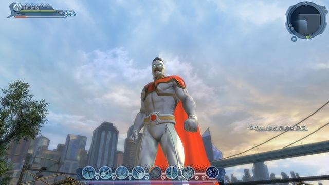 DC Universe Online - Metropolis 03