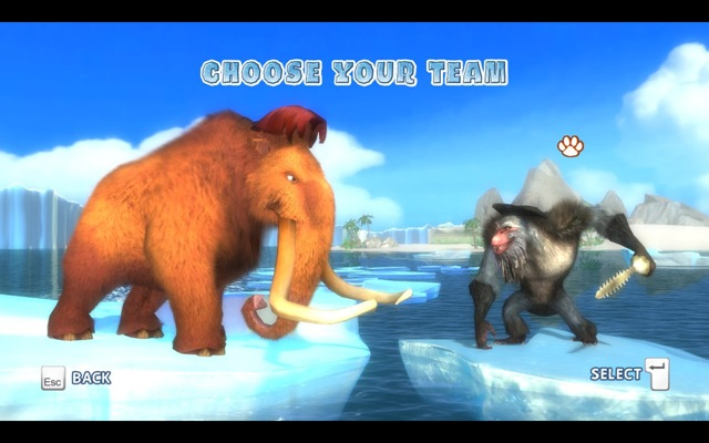 Ice Age 4 - Arctic Games
