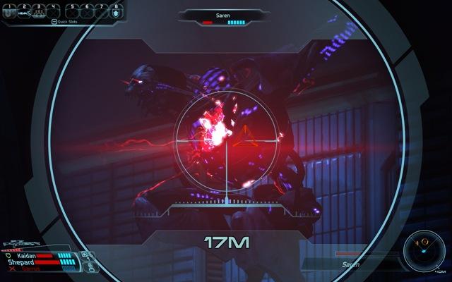 Mass Effect - Sniper