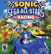 Sonic All-Stars Racing Box