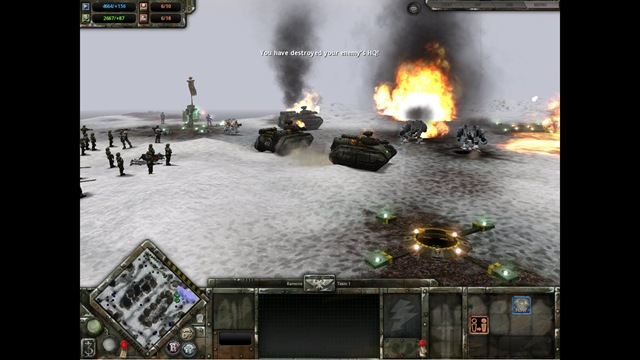 Dawn of War - Winter Assault Screenshot 02