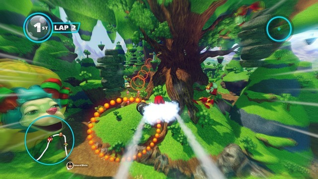 Sonic & All-Stars Racing Transformed 32