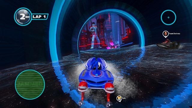 Sonic & All-Stars Racing Transformed 48