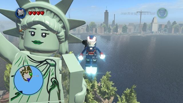 Lego Marvel Heroes 35