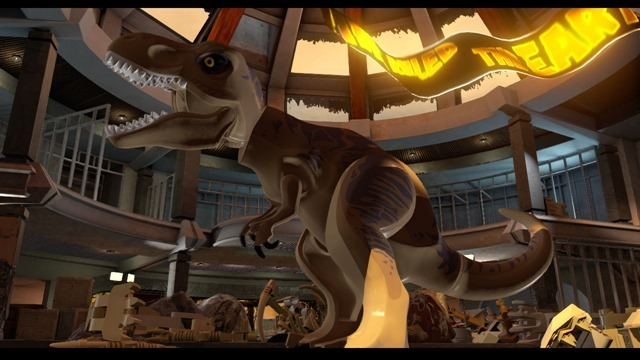 Lego Jurassic World 10