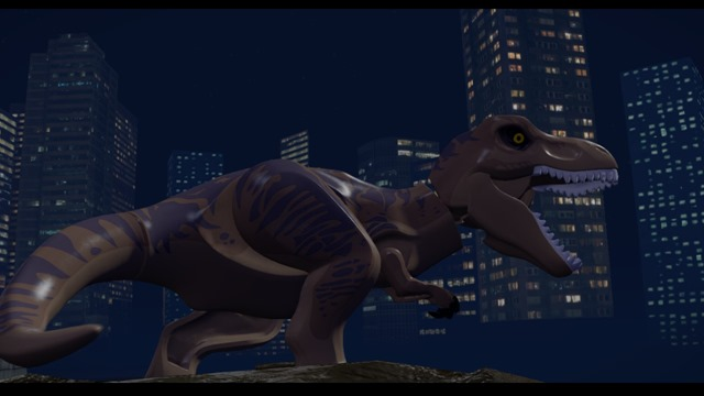 Lego Jurassic World 23