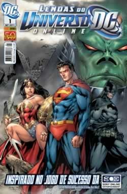 Lendas do Universo DC 1