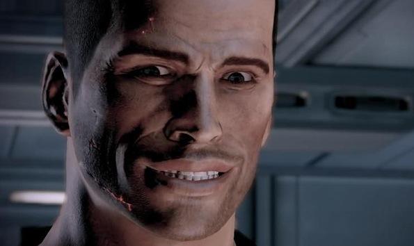 Shepard - Sorriso