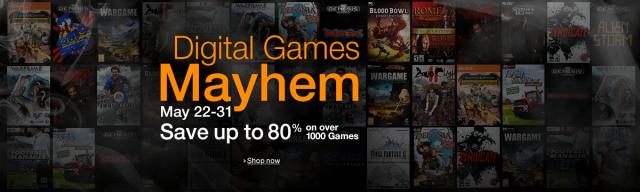 Amazon Digital Mayhem