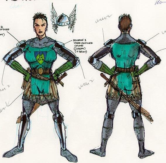 Baldur's Gate Concept Art 02