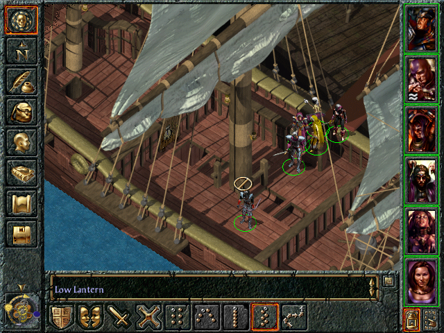 Baldur's Gate Screenshot 03