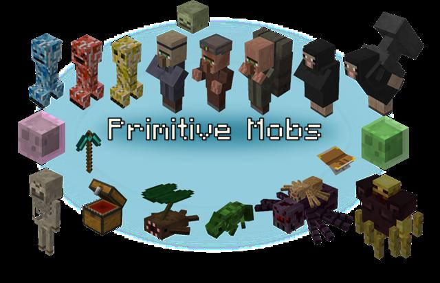 primitive-mobs