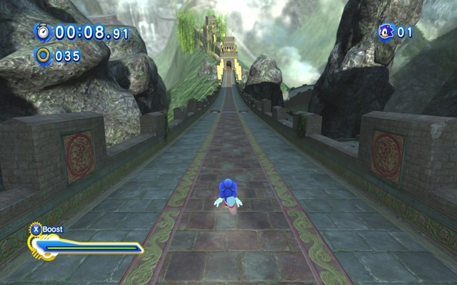 Sonic Unleashed - Mod 16