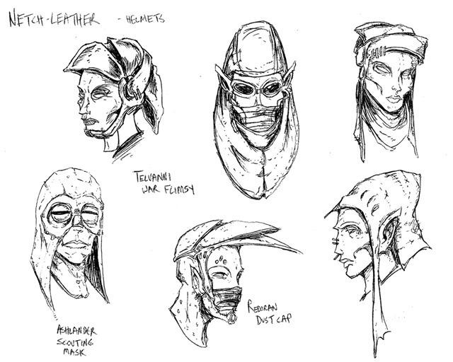 Morrowind - Elms