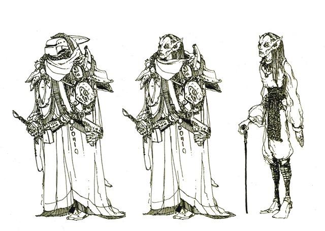 Morrowind - Redoran Noble