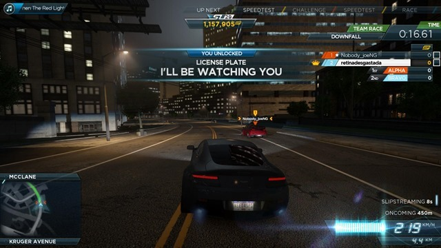 Need for Speed - Most Wanted Duelo 01